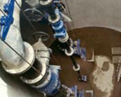 Inbetriebnahme der Pumpenstation nach fertiger Installation