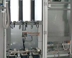 Schaltanlage für Tiefbrunnen Pumpenanlage